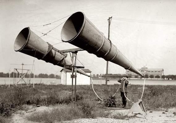 Akustický radar